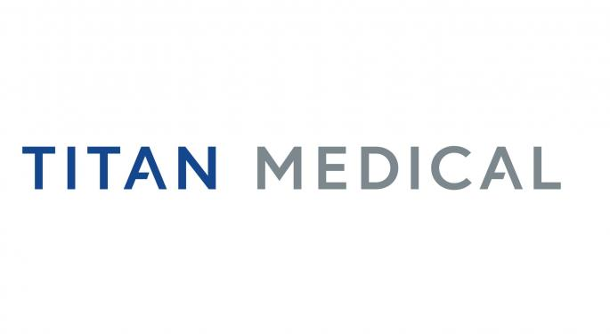 Titan Medical: Driving Toward Improved Patient Outcomes Through Robotic Single Access Surgery