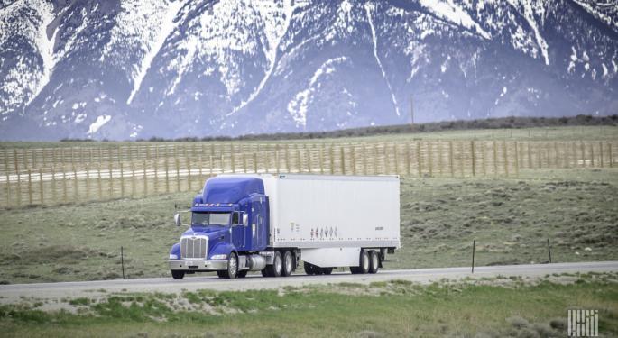 Investor Conference Highlights Bullish Truckload Market; Intermodal Demand Returns