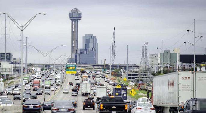 Today's Pickup: Traffic Speeds Up In Major Cities As More People Stay Home