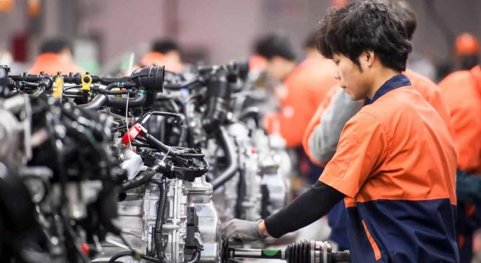 Today's Pickup: China Opens Factories As The World Closes Them