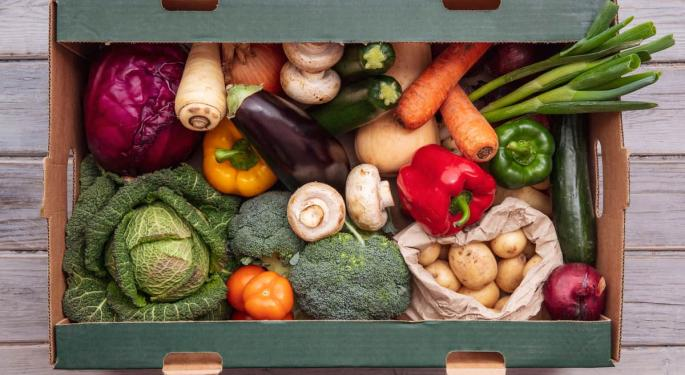 Today's Pickup: 'Global Phenomenon' As Local Farms, Grocers Build Logistics Capacity