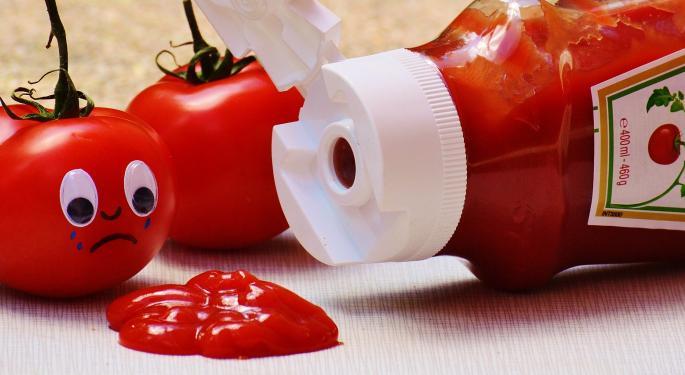 Susquehanna Downgrades Kraft Heinz After Q3 Earnings Miss