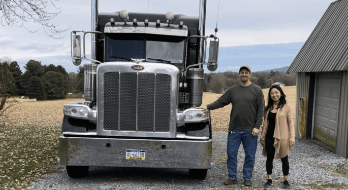 Startup Guided By 'Deep Empathy For Truckers'