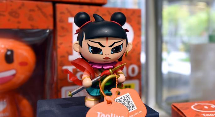 Alibaba, JD, Tencent And Nio Rival Xpeng Strike Gains In Hong Kong, Shrugging Off Regulatory Concerns