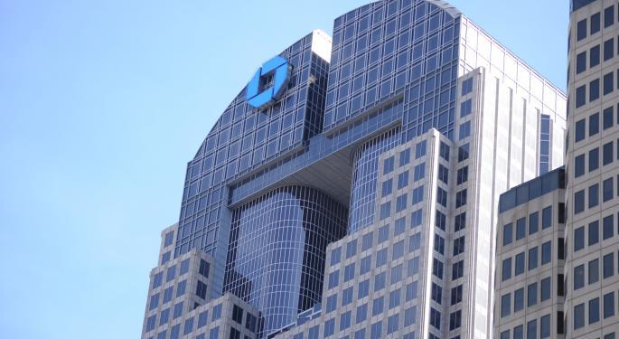 JPMorgan Trades Higher After Q1 Earnings Beat, Record Revenue