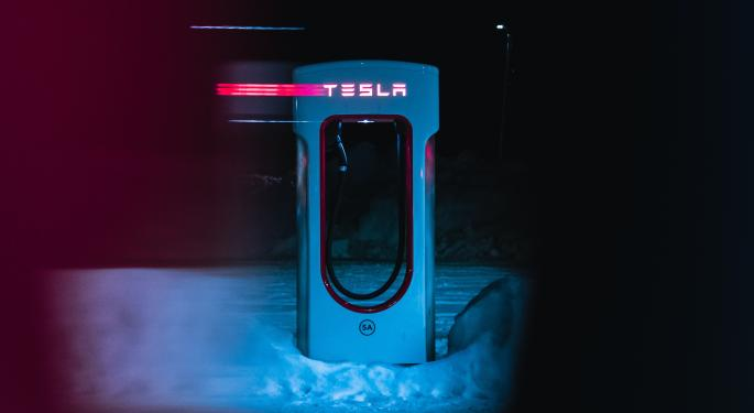 Tesla Skeptic Says EV Maker Has 'Annihilated' His Previous 'WTF Chart Of The Year'