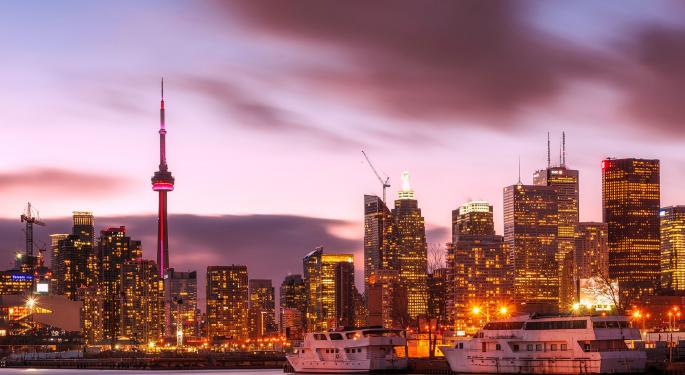 Port Of Toronto Opens Commercial Shipping Season