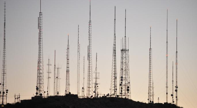 Blackstone Announces Cell Tower Buy, Real Estate Executive Hire