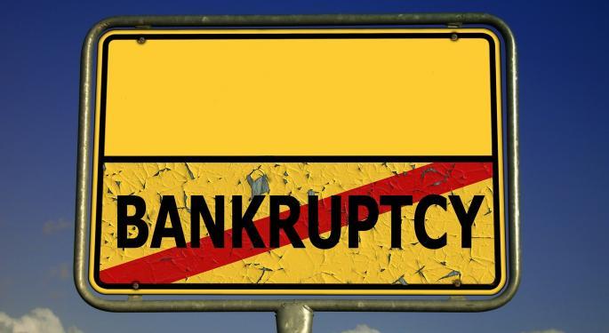 Hertz, Chesapeake Energy Leading The 'Bankruptcy Bubble'
