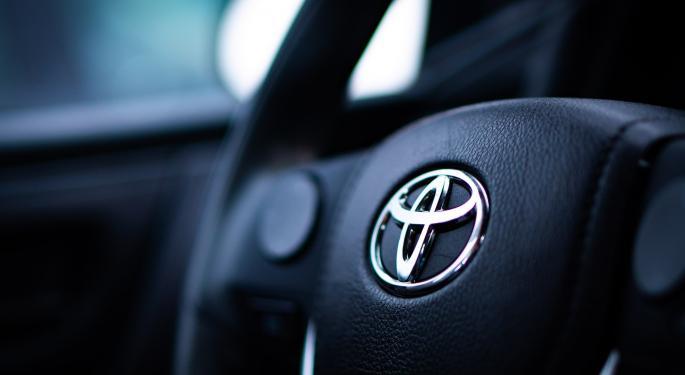 Toyota Sees Coronavirus Silver Lining, Says It Became More Productive