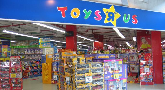 Not Just A Toy Story: Market Winners And Losers From The Toys 'R' Us Liquidation