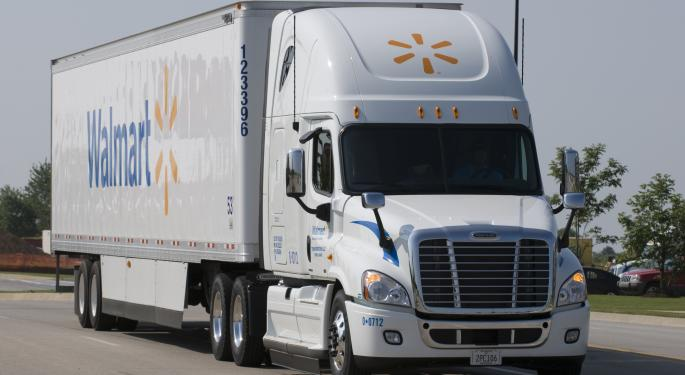 Wal-Mart Showing Signs Of Life; Analyst Upgrades