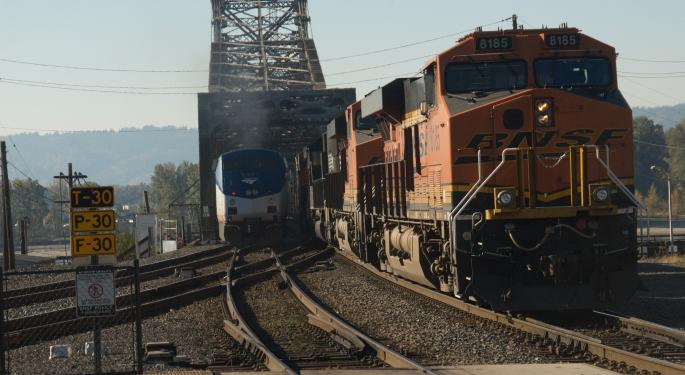"BNSF Forges More ""Funnel"" Double-Track"