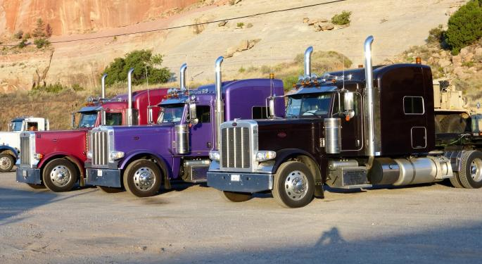 Covenant Transportation Beats Estimates In 'Strong' Freight Market, Stifel Says In Upgrade