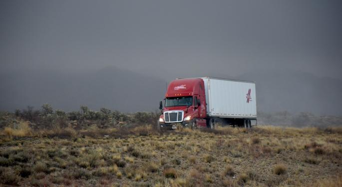 E-Commerce Returns Give Truckers Boost