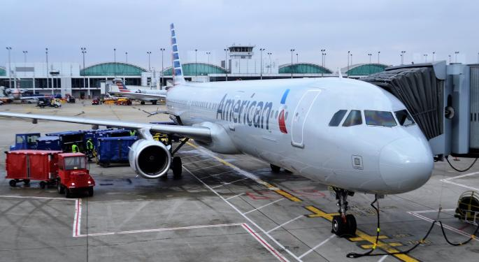 American Airlines Pushes Back Return Of Grounded Boeing 737 MAX To January