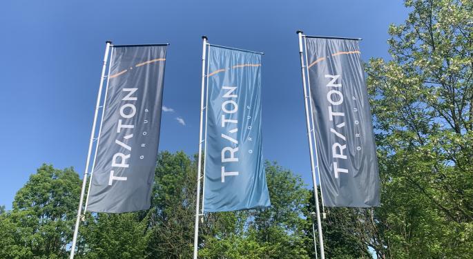 Navistar Tells TRATON It Will Accept Buyout At $44.50 A Share