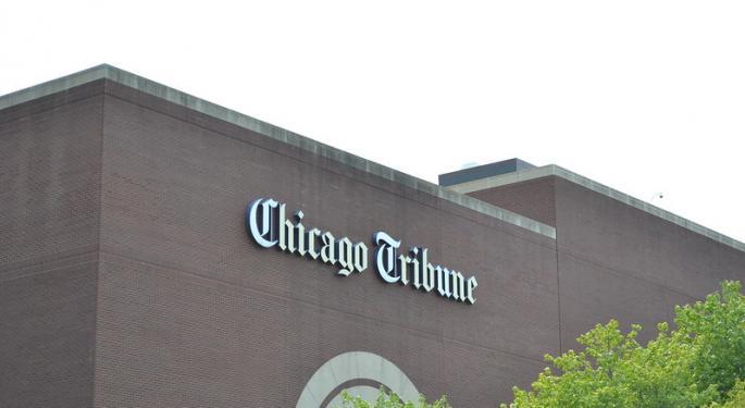 Hedge Fund Buys Tribune Publishing Company For $633M