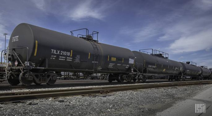 Trinity Industries Pinpoints Focus On Rail