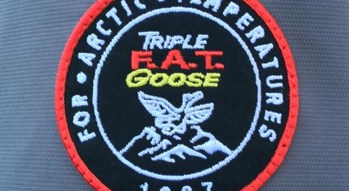 How Does Canada Goose Compare To '80s Fashion Stalwart Triple F.A.T. Goose?