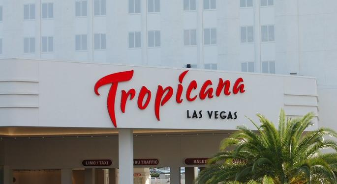 Bally's Corp. Acquires Tropicana Las Vegas For $308 Million