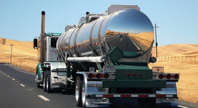 The Permian Basin's Demand For Crude Oil Tanker Trucks Could Quadruple In Q2