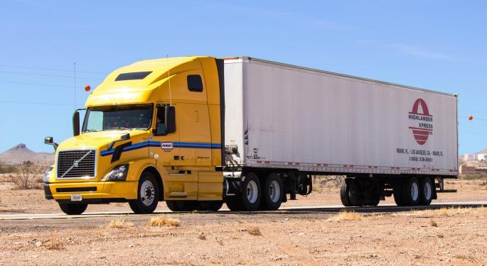 Penske Truck Leasing Adds Electric Yard Tractor To Its Demonstration Fleet