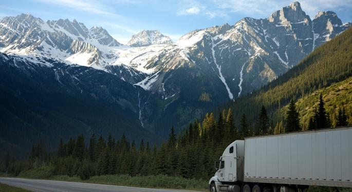 Canadian National Truckers Ratify New Contract