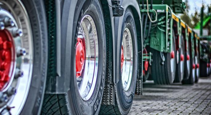 In Raising The Outlook On Three Stocks, Cowen Declares: Freight Market Isn't Dead