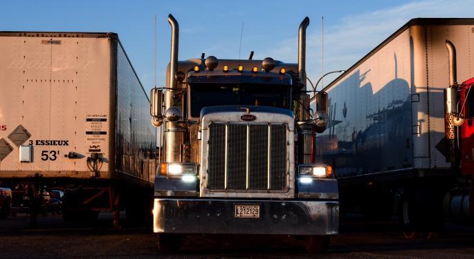Schneider's Pursuit Of Innovation Lands It On 2020 FreightTech 25 List