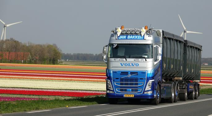 Volvo Trucks Will Lay Off 700 Workers In January