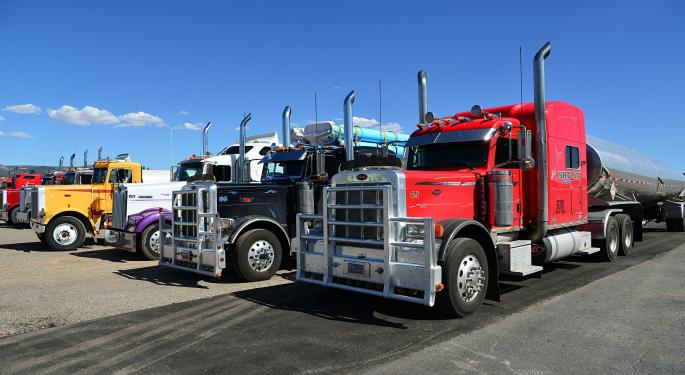 Hydrogen Costs Could Fall Quickly For Heavy-Duty Trucks