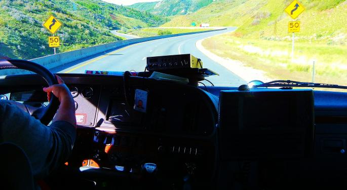 Ike Robotics Files Voluntary Safety Report Revealing Details Of Autonomous Truck Operation