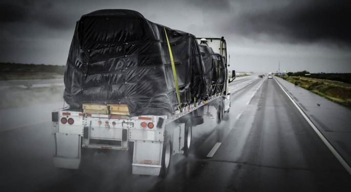 Flooding Could Hit Major Western US Freight Market With Forecast Video