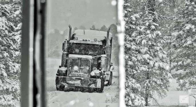 Quick-Hitting Snowstorm Could Further Tighten Denver Freight Market With Forecast Video