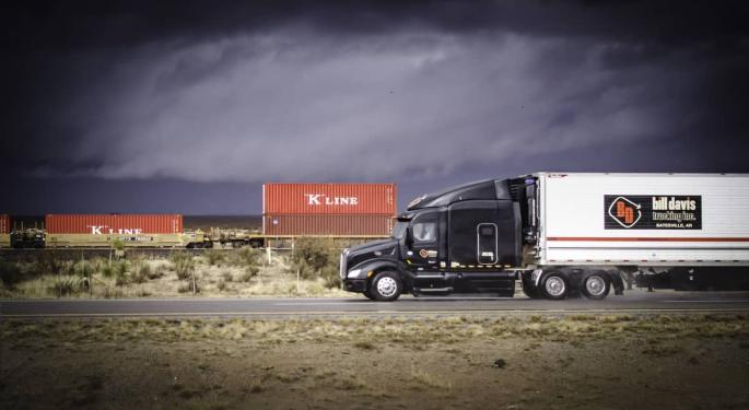 Freightonomics: Planes, Trains, Ships And Trucks: What Each Mode Is Telling Us About the Economic Recovery