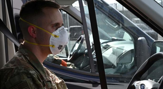 Lawmakers Call For 'Czar' To Help Drivers Secure Personal Protective Equipment