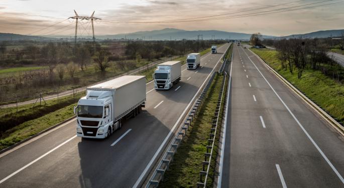 Morgan Stanley Wonders: Where Is The Peak Trucking Season Demand?