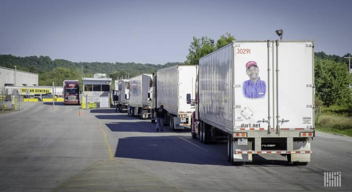 BLS Report: Six Years Of Trucking Sector Job Gains Have Disappeared