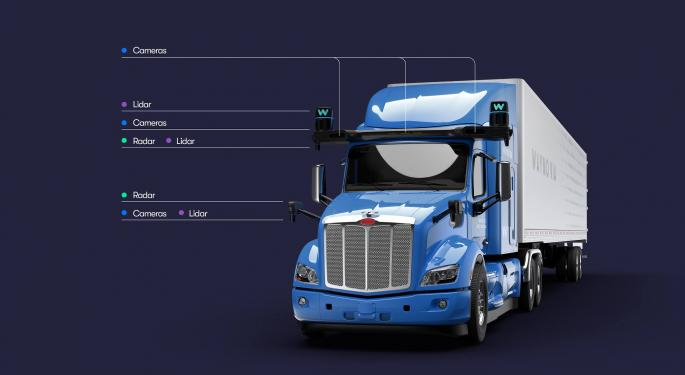 From Waymo, A Smattering Of Detail About Its Autonomous Trucking Technology