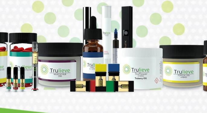 Trulieve Reaffirms 2020 Guidance Despite Pandemic, Analyst Says Florida Cannabis Company's Valuation 'Attractive'
