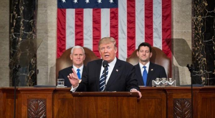 Hundreds Of Companies Bid To Build Trump's Security Wall