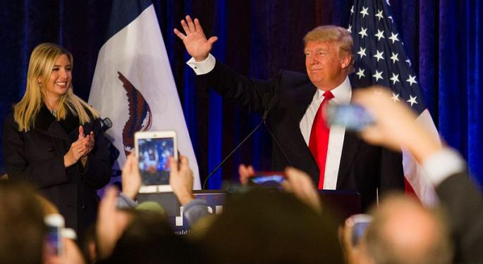 JD.com's CEO: 'Trump Won't Be A Big Issue'