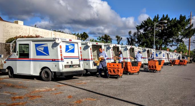 Trump's Comments On USPS Rates May Not Square With Agency's Recent Actions