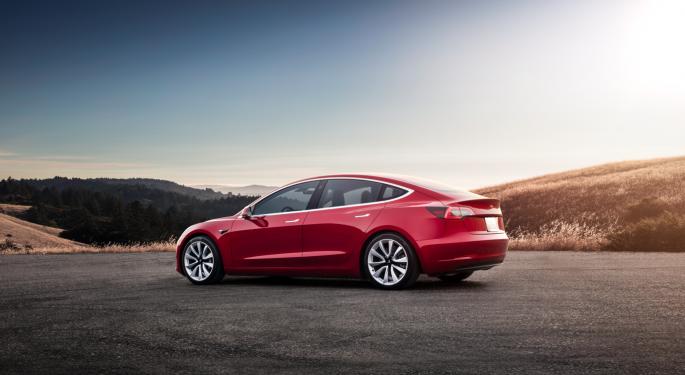 Gordon Johnson: Tesla Has 'Bleak' Future, Will Drop To $84