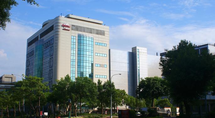 Sólida demanda de iPhone impulsa ingresos de TSMC