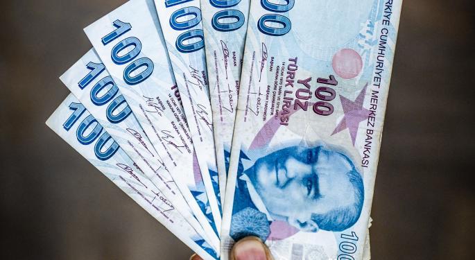 Turkish Lira Rise 2% Over Weekend Amid Leadership Shake-Up