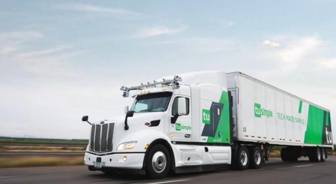 Exclusive: TuSimple CEO On Autonomous Semitrucks, Competition And Going Public