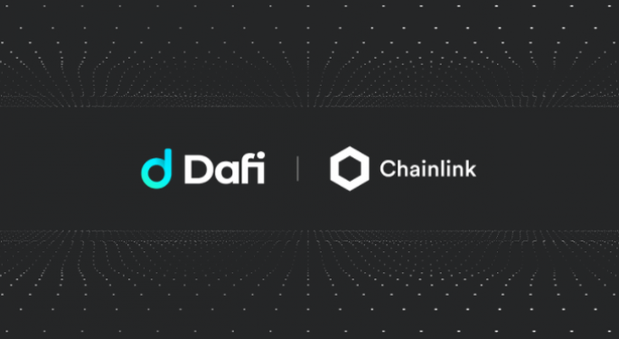 DAFI Protocol Collaborates with Chainlink to Power New Incentivization Model for DeFi