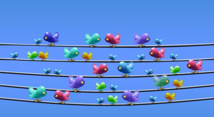 Twitter sube tras el lanzamiento de Super Follow